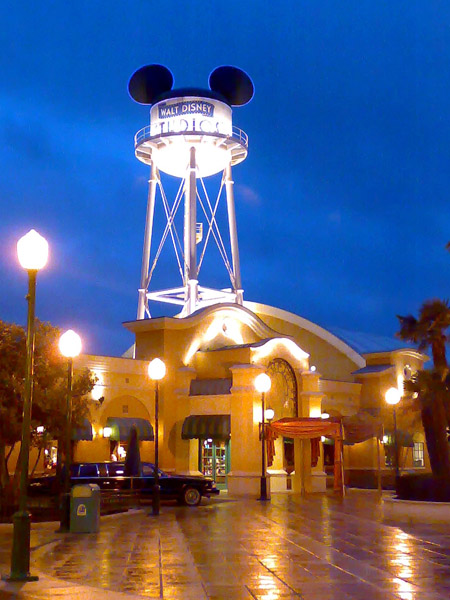 Disney Watertower pt2
