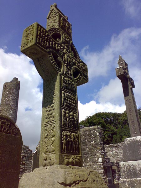 Monasterboise High Cross