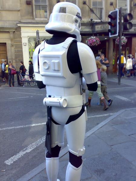 Imperial Traffic Cop!